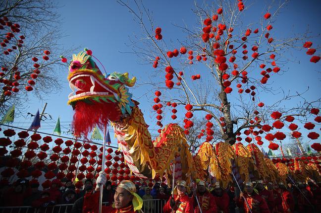 Đặc sắc lễ hội ở Trung Quốc