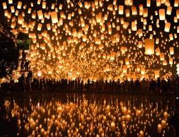 Bay đến Ấn Độ tham dự lễ hội ánh sáng đặc sắc