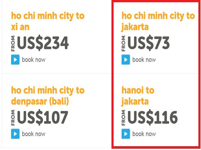 Khám phá Jakarta xinh đẹp chỉ với 73 USD