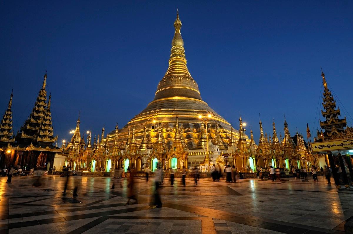 Du lịch Myanmar thú vị cùng Tigerair