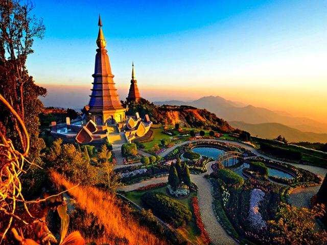 Những trải nghiệm tuyệt vời tại Chiang Mai