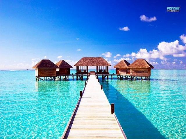 Du lịch bụi thú vị ở Maldives
