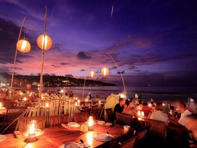 Thiên đường biển bất tận ở Bali
