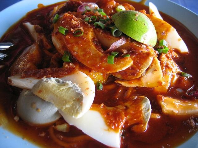 Thú vị đặc sản ngon mê ly Mã Lai