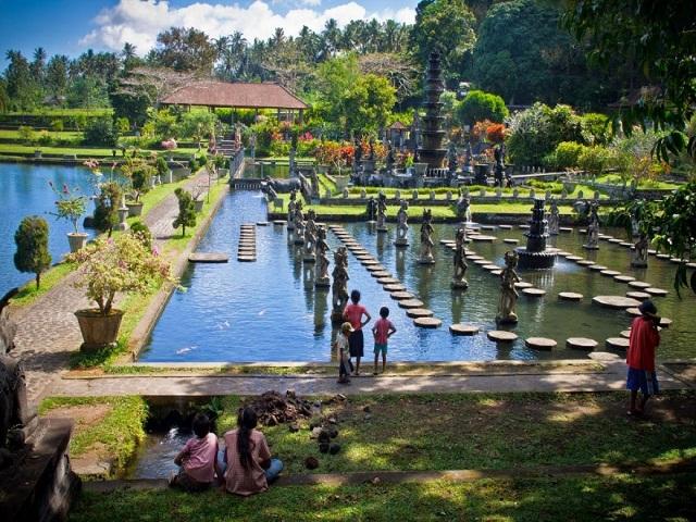 Kiệt tác thiên nhiên huyền diệu Bali