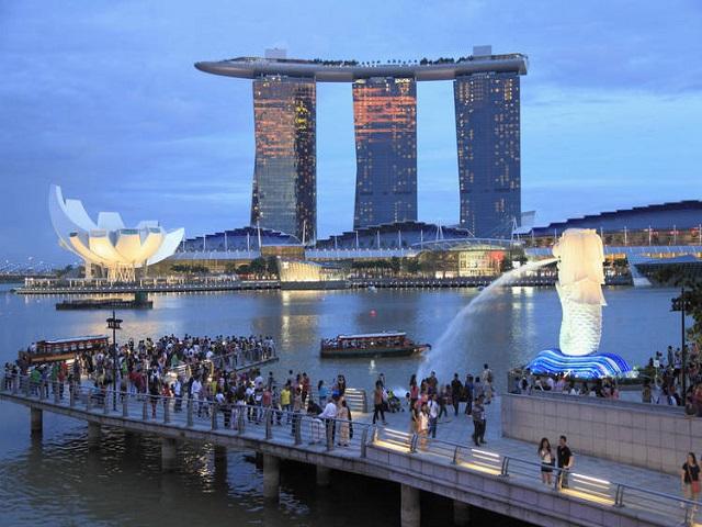 Những công trình nổi bật nhất Singapore