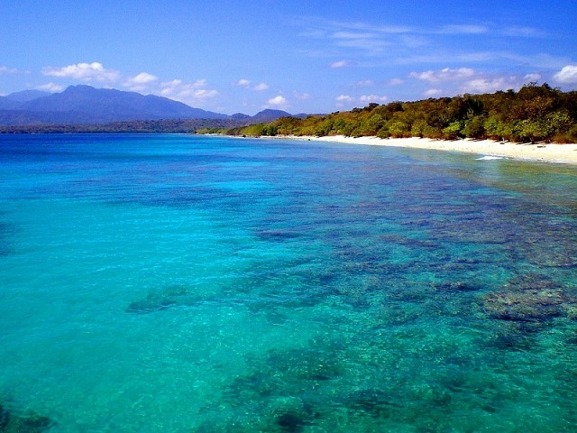 Ngất ngây các bãi biển đẹp tuyệt ở Bali