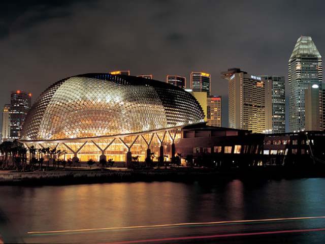 Những cái tên thôi thúc du khách đến Singapore