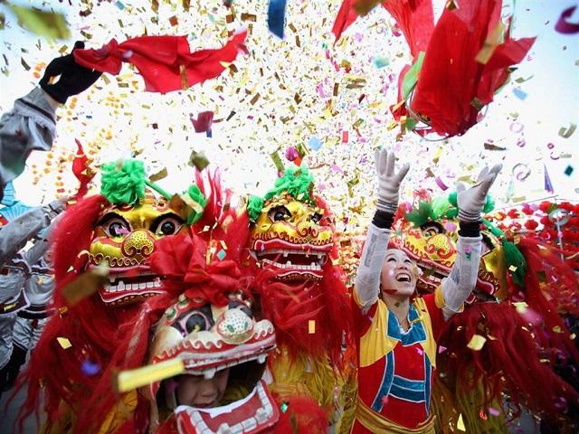 Singapore - tận hưởng kỳ nghỉ tuyệt vời cùng các lễ hội