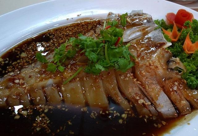 Thót tim với những món ăn kỳ lạ ở Singapore