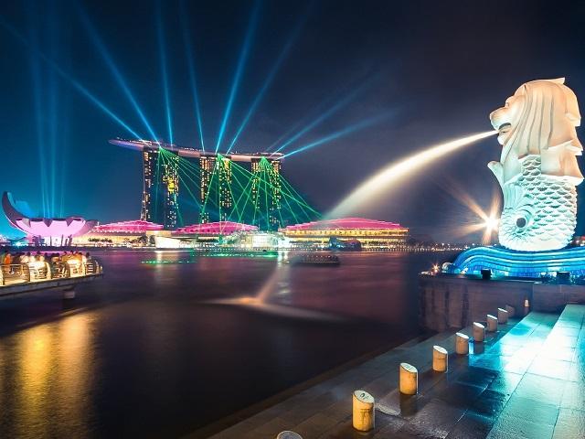 Những thiên đường du lịch vạn người mê ở Singapore