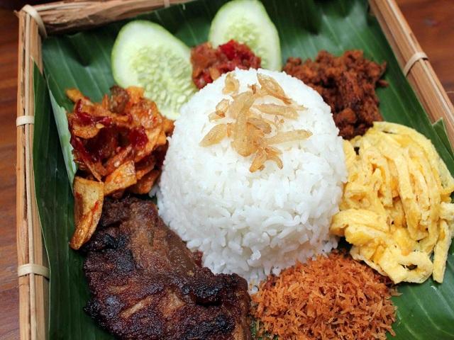 Những món ăn Indonesia ngon nhất ở Bali
