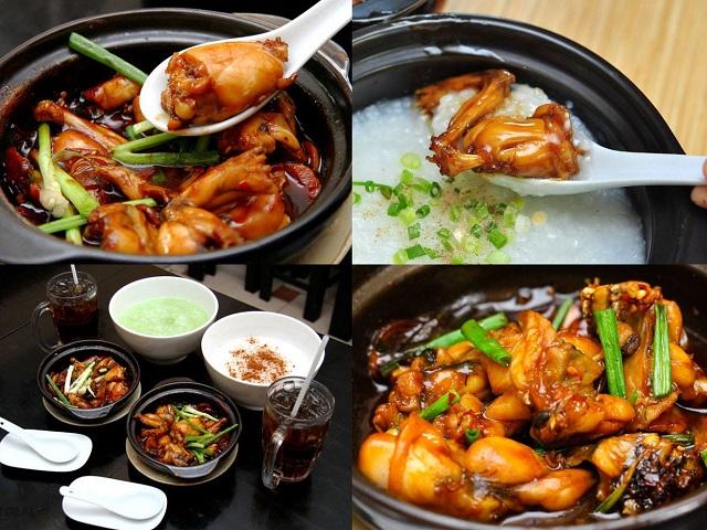 Những địa chỉ khám phá ẩm thực tại đất nước Singapore