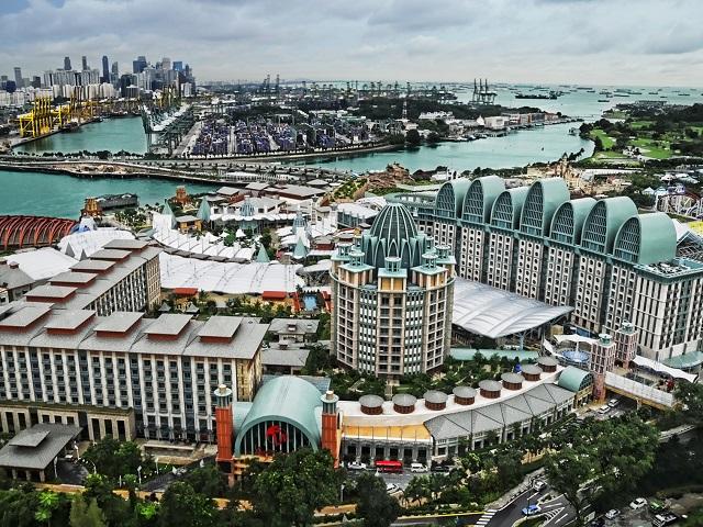 Lôi cuốn với những điểm đến mới lạ ở Singapore