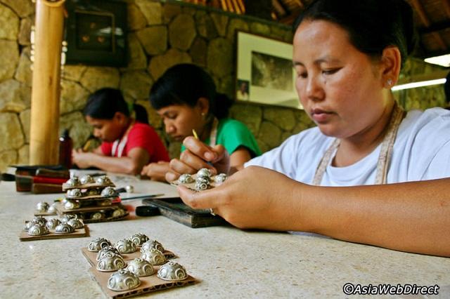 Các cơ sở sản xuất Bạc đẹp nhất ở Bali