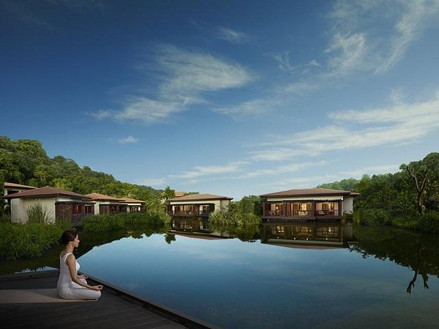 ESPA Resort World Sentosa trải nghiệm spa đẳng cấp ở Singapore