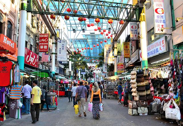 Petaling Street – thiên đường mua sắm của hành khách Tiger Air