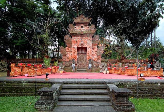 Ấn tượng với những bảo tàng hút khách nhất ở Bali