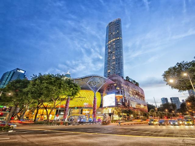 Tham quan mua sắm tại Singapore