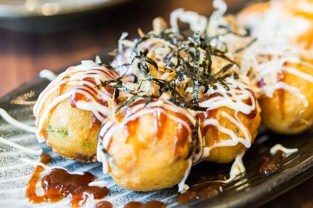 Cùng Tiger Air trải nghiệm ẩm thực đường phố Nhật Bản