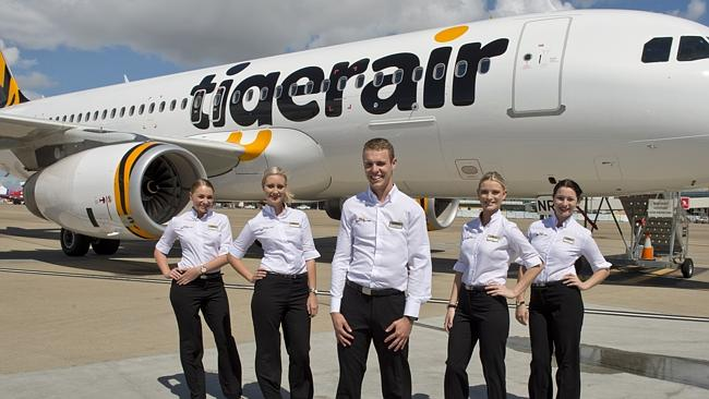 Đội bay Tiger Air