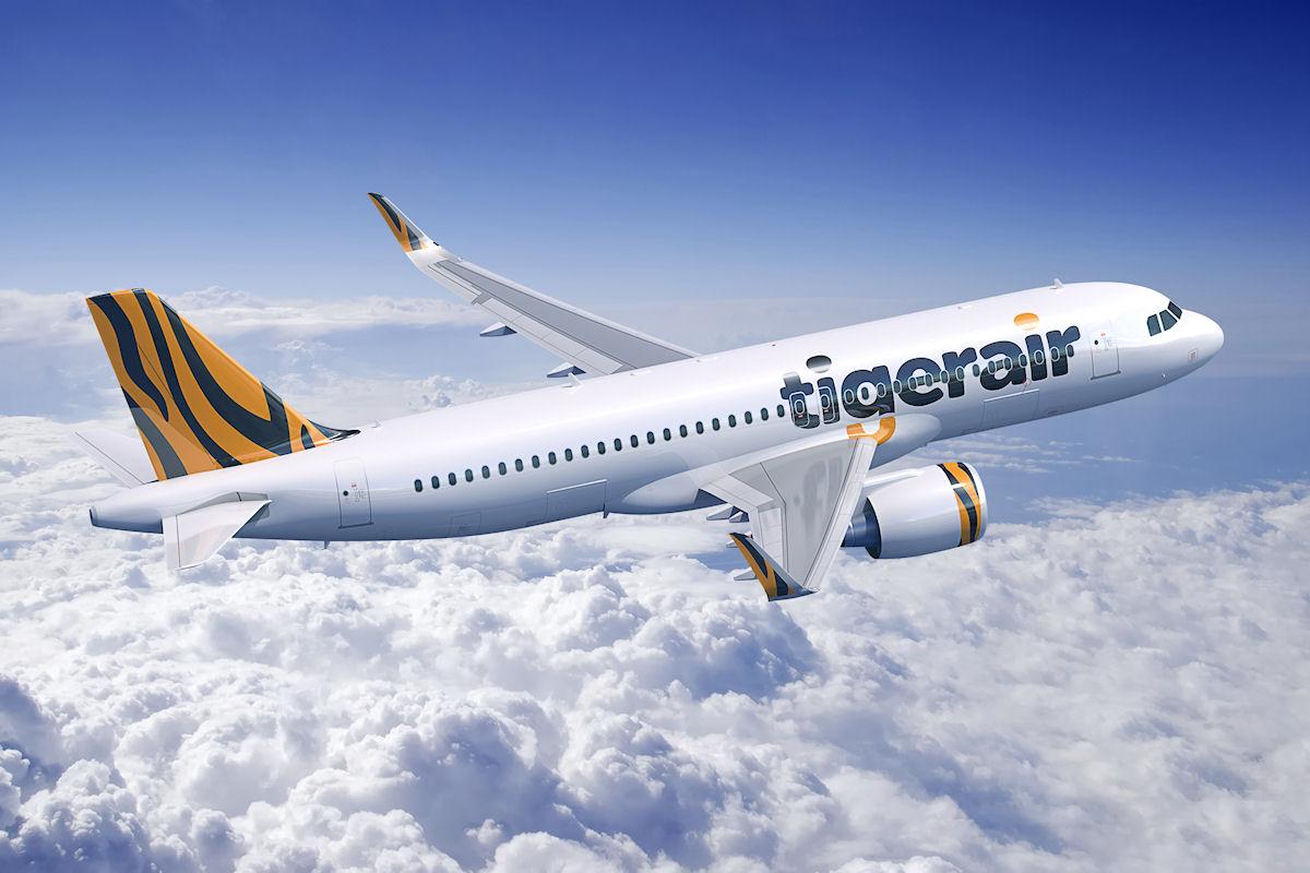 Tiger Airways – hãng hàng không giá rẻ dành cho bạn