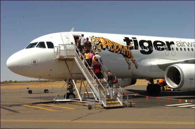 Hãng hàng không giá rẻ Tiger Air
