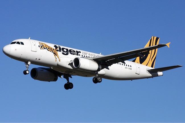 Tiger Airlines – hãng hàng không giá rẻ