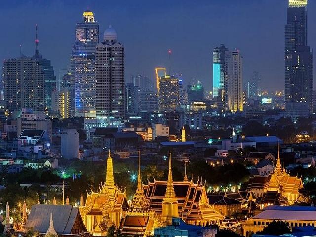 Vé máy bay đi Thái Lan Tiger Air